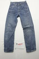 Levi's engineered 835 (Cod. B129) Tg.40 W26 L30  jeans usato vintage bootcut