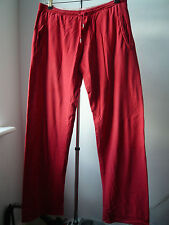 Sehr coole Dsqaured Low Rise Rot Jogginghose S