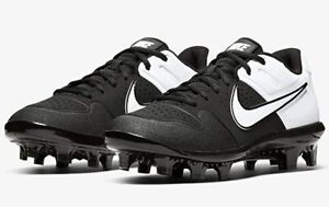 NIke Men's Alpha Huarache Low MCS Baseball Cleats, Choose Size and Color!