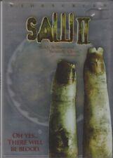 Saw II (DVD, 2006, Canadian)+ box Sleeve