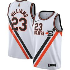2019 Nike Los Angeles Clippers Lou Williams 23 Hardwood Classics Swingman Jersey