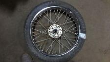 1974 Honda CB750 CB 750 H646-1' front wheel rim 19in