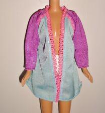 Barbie vêtement vintage veste de pyjama étiquette  Barbie genuine