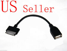 USB female Port Adapter Dongle to Samsung Galaxy Tab Tablet 10.1/8.9 P7510/7300