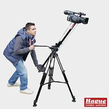 Hague Mini Traveller Jib, Super Compact DSLR Camera Camcorder Crane System (K3)