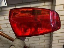 AUDI A3 SPORT BACK REAR LIGHT LAMP N/S LEFT SIDE  2004 - 2008  8P4945095