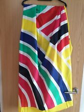 LACOSTE SCARF colourful NEW shawl