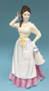 Royal Doulton Figurine - ' Dairy Maid ' HN4249