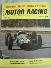 Motor Racing Apr 1965 Ferrari 275LM