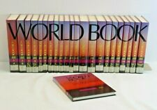 World Book Encyclopedia 2001 Edition 22 Book Complete Set Hardcover Ex-Library
