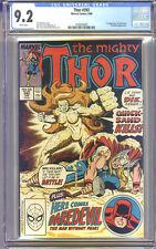 Thor #392 CGC 9.2 NM- Universal CGC #1476876007