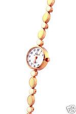 Designed Rose Gold Women's watch - Bracelet type - Beautiful Ladies Watch