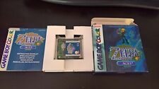 The legend of Zelda Oracle of Ages caja Repro Game boy Color