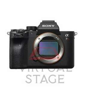 UK Sony Alpha a7R IV Mirrorless Digital Camera Body Only (ILCE-7RM4A) New Model