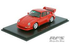 Porsche 993 rs Clubsport-rouge-année 1993 - 1:43 spark 4474