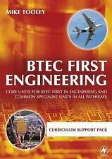 USED (GD) BTEC First Engineering Curriculum Support Pack: Core units for BTEC Fi