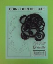1985 Peyper Odin / Sonic Odin De Luxe pinball rubber ring kit