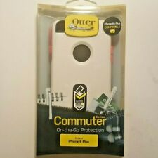OtterBox Commuter Series Case for iPhone 6 Plus White Pink