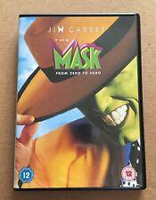 The Mask (DVD, 1994) - Jim Carrey, Cameron Diaz