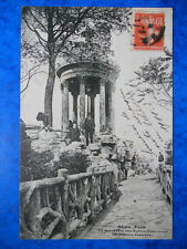 PARIS  :  Le Belvédère des Buttes-Chaumont......VO.1911.