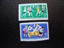 ALLEMAGNE (rda) - timbre yvert/tellier n° 543 545 n** MNH (AL1)
