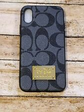 Coach Inspired Iphone 10 Case
