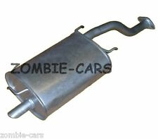 MG ROVER 45 2.0 Diesel 11/1999-12/2005 Exhaust Rear Tail Pipe Back Box SALOON