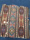 Antique Shahsavan Mafrash Panel Sumak Killim Azerbaijan 1900s