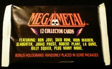MegaMetal Music Trading Card Pack
