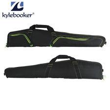 "48"" Scoped Rifle Soft Case Black Lining 210D/Polyester ShotGun Gun Case Bag"