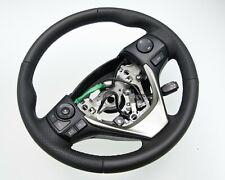 Lenkrad beziehen mit Leder für Toyota Rav 4 IV 2012-  NEU LEDER