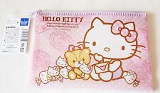 New Hello Kitty Soft Vinyl Bag Pouch Zipper Bag Sanrio Kawaii Free Shipping
