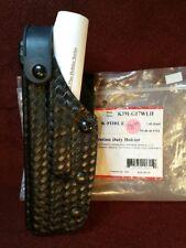Gould & Goodrich K391-G17WLH Triple Retention Duty Holster LEFT Glock 17, 22, 31