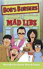 Bob's Burgers Mad Libs by Billy Merrell (Paperback / softback, 2015)