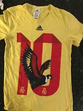 3481c86fe Adidas World Cup James Rodriguez Colombia Real Madrid No.10 T Shirt Size XS