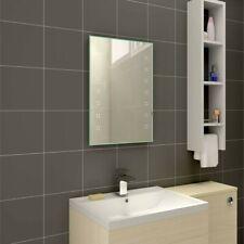 Delta - 700 X 500mm Illuminated LED Bathroom Mirror With Demister