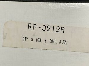 Box Of (8) Pushrod RP3212R RP-3212r Sealed Power New