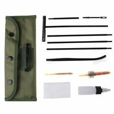 Universal Gun Brushes Maintenance Cleaning Kit for 5.56mm .223 .22 Caliber