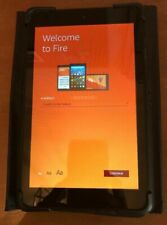 Amazon Fire Tablet HD 8 12GB With Cover
