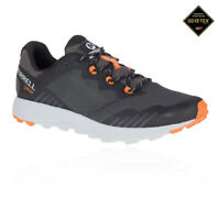 Merrell Mens Fluxion GORE-TEX Trail Running Shoes Trainers Sneakers Grey Sports