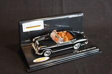 Vitesse Mercedes-Benz 220 SE Cabriolet 1:43 Black (JS)