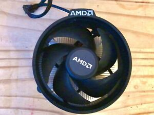 AMD Wraith Stealth CPU Cooler for AM4 socket.