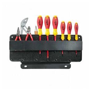 Parat Werkzeugtafel 2-seitig m. CP-7 Haltern Zubehör Werkzeugkoffer 491000551