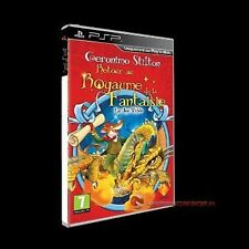 Geronimo Stilton - Return to the Kingdom of Fantasy (PSP)