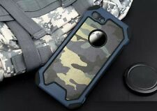 iPhone 6S Army Military Camo Case Protective Shockproof Camouflage Cover. 4.7''