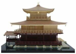 Fujimi Model Kit 1/100 Rokuon-ji / Kinkaku-ji (Temple of the Golden Pavilion)