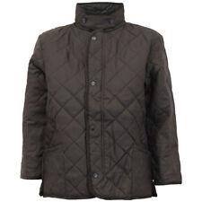 Abrigos y chaquetas de niño de 2 a 16 años marrón