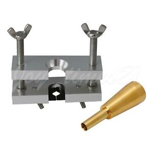 2 x Metal Mouthpiece & Trumpet Mouthpiece Puller for Trumpet Parts