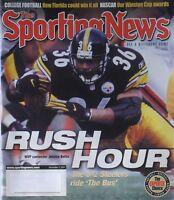 JEROME BETTIS / PITTSBURGH STEELERS December 3, 2001 SPORTING NEWS Magazine