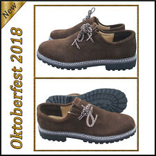 German Bavarian Oktoberfest Trachten Lederhosen Leather Traditional Shoes SF44